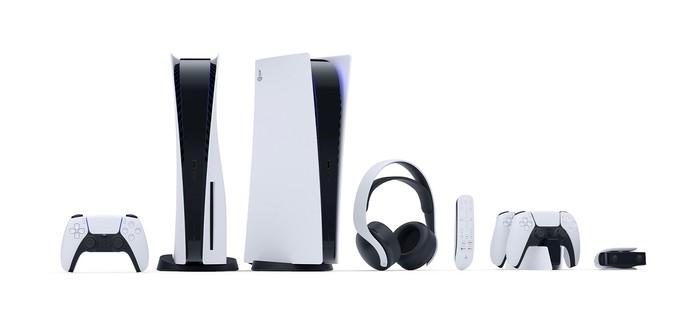 Sony показала аксессуары для PS5 в новом трейлере