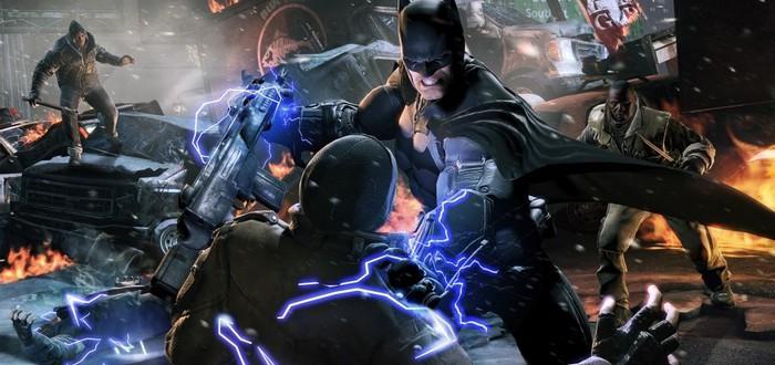 Новые скриншоты Batman: Arkham Origins