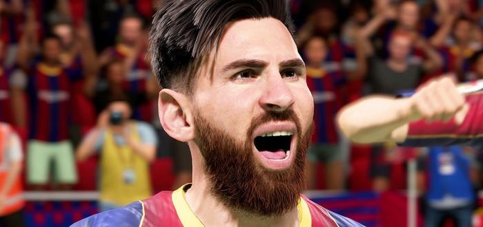 Самые впечатляющие волосы среди игр — Digital Foundry про некстген-версию FIFA 21