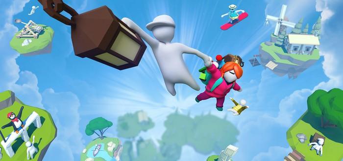 Мобильная Human: Fall Flat стала самой быстро продаваемой игрой в истории
