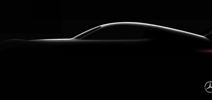Суперкар Mercedes-Benz для игры Gran Turismo 6