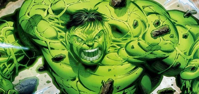 В комиксах Marvel появилось оружие способное убить Халка