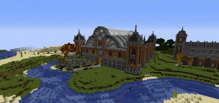 Игрок Minecraft построил музей с практически всеми мобами — работа потребовала свыше 200 часов