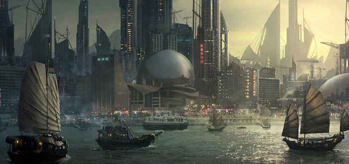 Художник Ubisoft показал арты к игре в сеттинге киберпанка, отмененной 10 лет назад