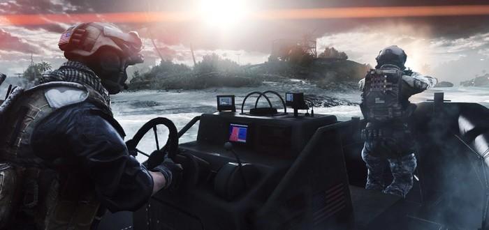 20 минут геймплея Battlefield 4 с gamescom 2013