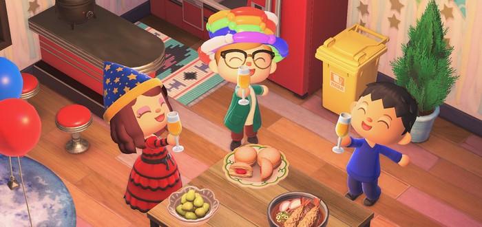 UK-чарт: Animal Crossing стала лидером последней недели 2020 года