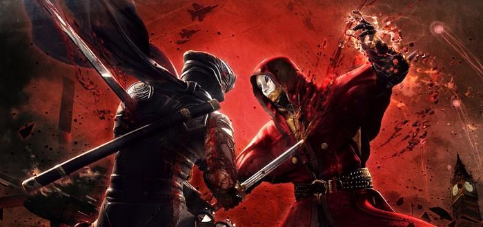 Похоже, создатели Nioh действительно занимаются новой Ninja Gaiden