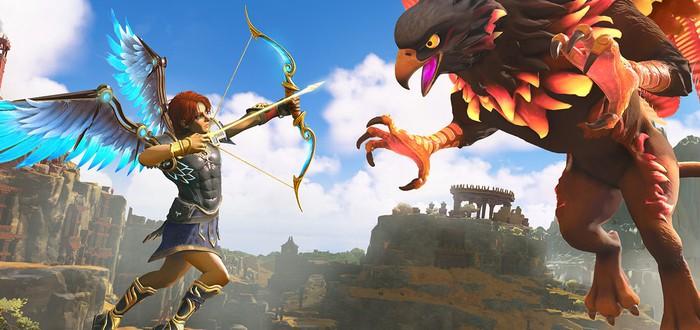 Первое DLC для Immortals Fenyx Rising выйдет 21 января