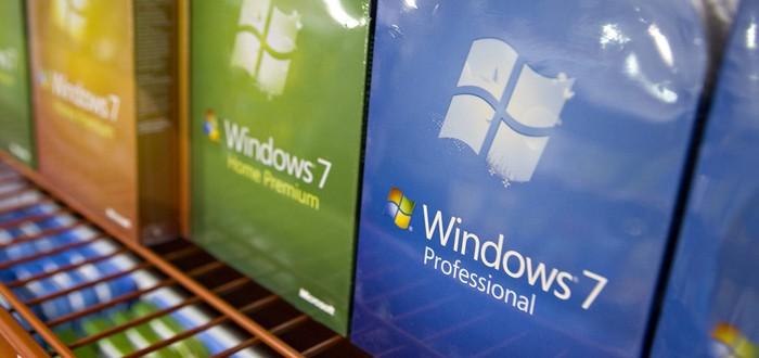 Миллионы пользователей продолжают пользоваться Windows 7