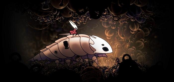 Разработка Hollow Knight: Silksong находится на этапе финальных тестов