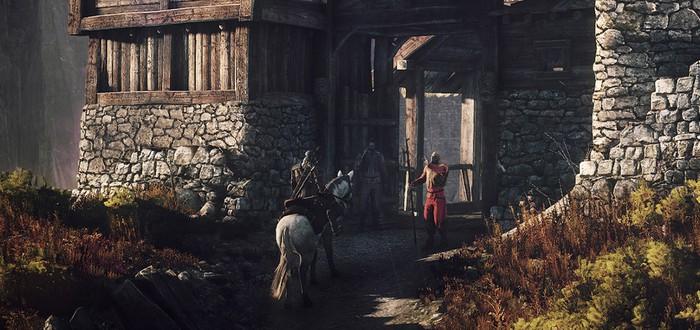 CD Projekt разрабатывает адвенчуру по The Witcher