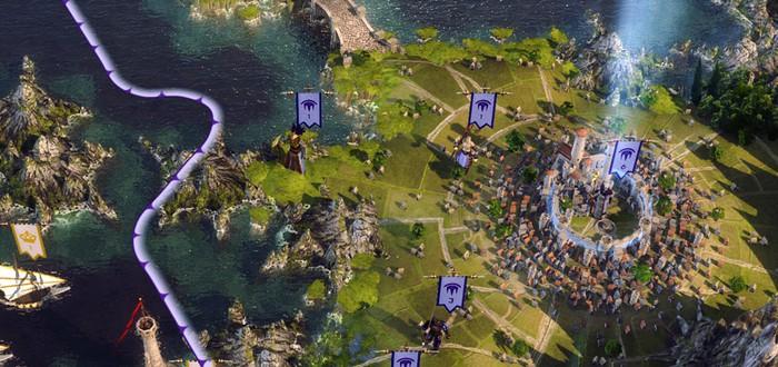 10 минут геймплея Age of Wonders 3