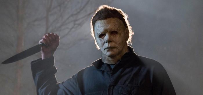"""Майкл Майерс на новом кадре из фильма """"Хэллоуин убивает"""""""