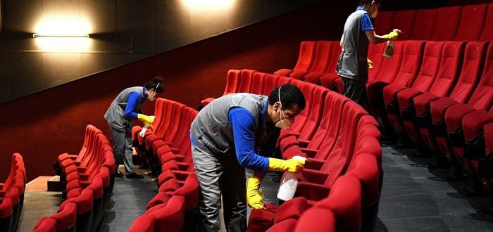 Российские кинотеатры потеряли почти 60% сборов из-за пандемии
