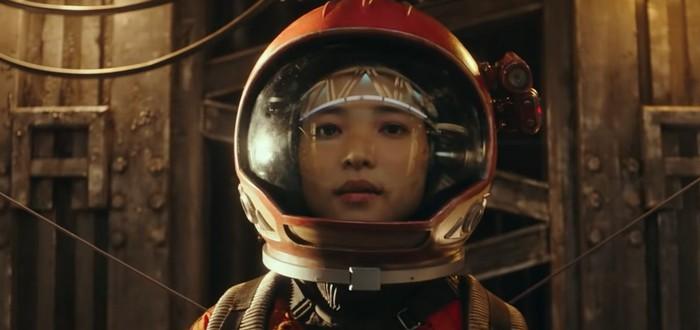 Первый тизер корейской фантастики Space Sweepers