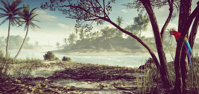 Battlefield 4: 12 минут PARACEL STORM