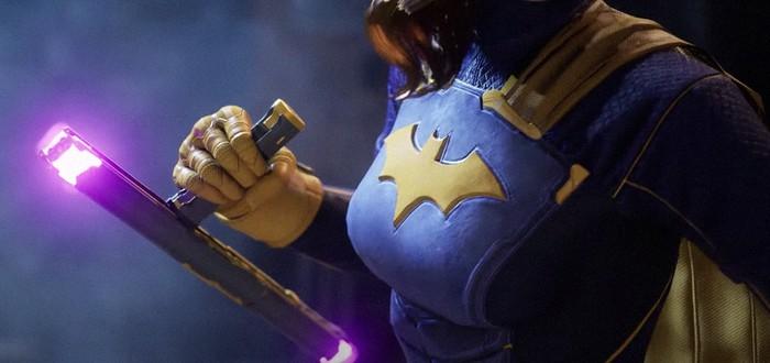 Разработчики Gotham Knights создавали игру с акцентом на кооперативе