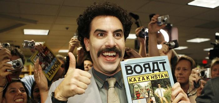 Саша Барон Коэн сомневается, что Борат вновь вернется на большие экраны в будущем