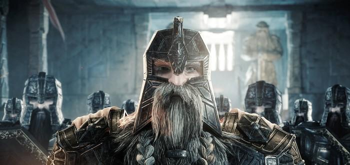 Возвращение в королевство гномов в трейлере сурвайвала Return to Nangrim
