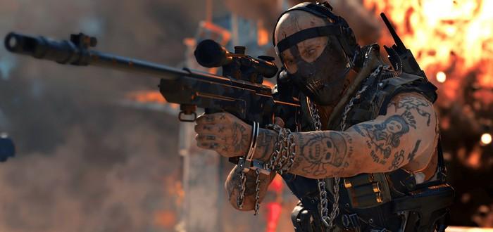 Игрок вышел на одиночный пикет с просьбой о нерфе DMR в Call of Duty: Warzone