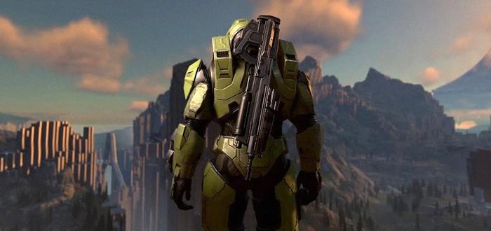 Инсайдер: В Halo Infinite будут масштабные командные сражения с техникой вместо королевской битвы