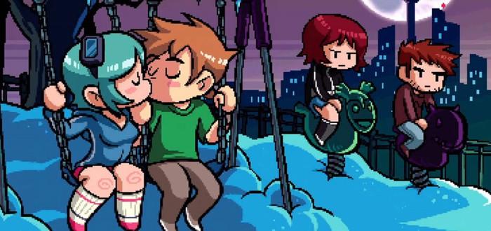 22 минуты геймплея кооператива Scott Pilgrim vs. The World: The Game