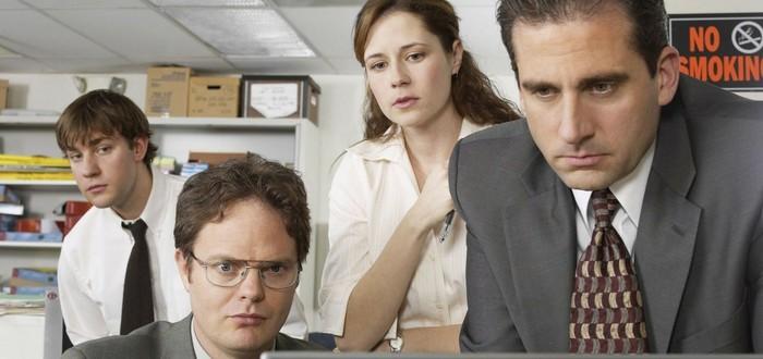 """""""Офис"""" стал самым просматриваемым сериалом года в стриминговых сервисах в США"""