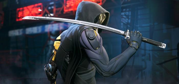 Тираж экшена Ghostrunner превысил 500 тысяч копий