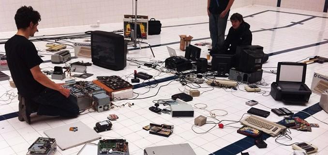 Полибий: Музыка при помощи устаревших технологий