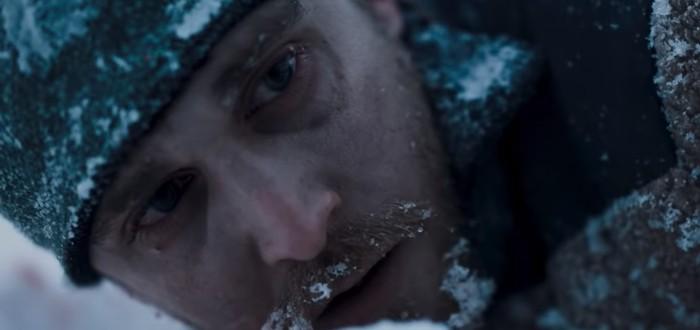 """Первый трейлер триллера """"Красная точка"""" от Netflix"""