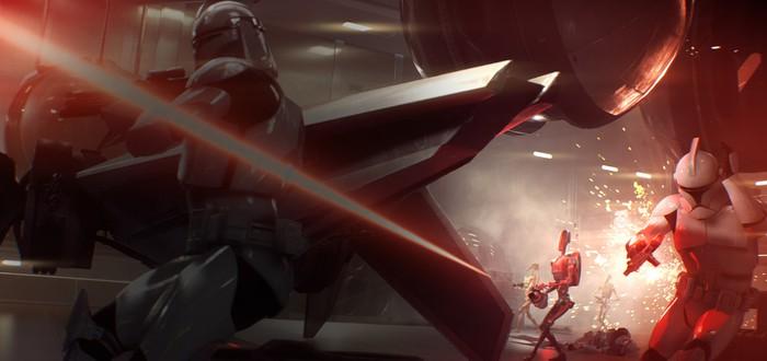 В Epic Games Store началась раздача Star Wars Battlefront 2
