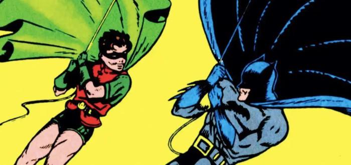 Комикс Batman #1 купили за 2.2 миллиона долларов