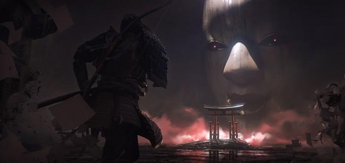 Потрясающие концепт-арты Ghost of Tsushima: Legends