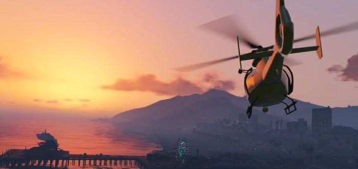 Grand Theft Auto V: Новые подробности