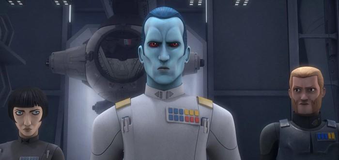 Слух: Ларс Миккельсен вновь сыграет адмирала Трауна