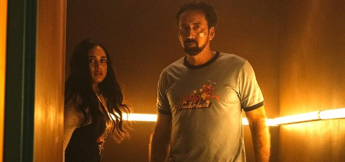 Трейлер нового фильма с Николасом Кейджем напоминает адаптацию Five Nights at Freddy's