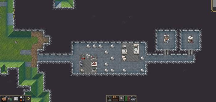 Статус разработки Dwarf Fortress — поддержка мыши, подсказки и больше интерфейса