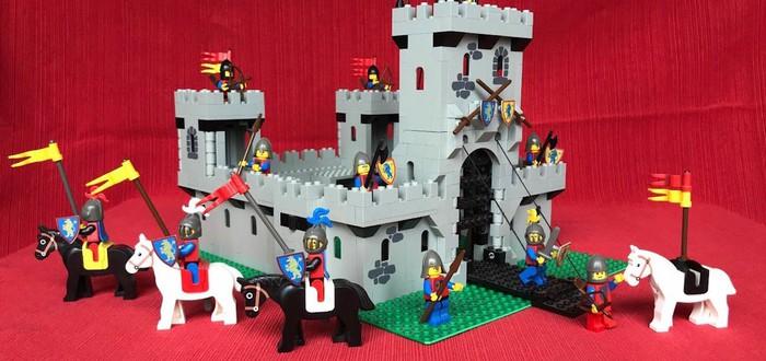 LEGO вернет один из классических наборов в продажу