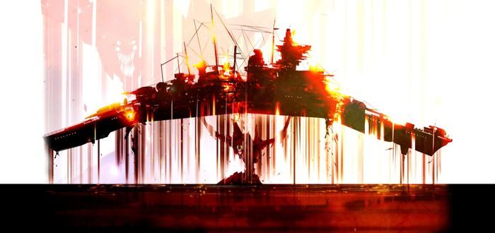 Игроки Terraria создали карту с гигантским Евангелионом