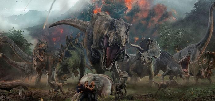 """""""Мир Юрского периода: Господство"""" станет кульминацией для всех фильмов франшизы"""
