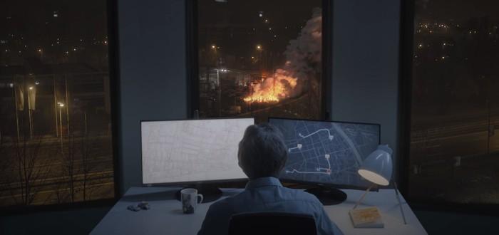 Анонсирован интерактивный фильм про оператора 911