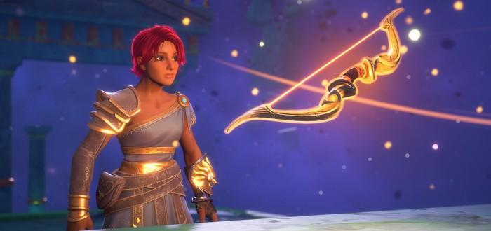 В PSN была обнаружена демо-версия Immortals Fenyx Rising для PS4
