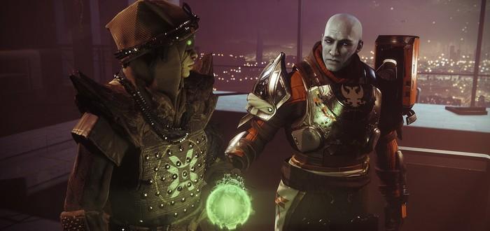 В Destiny 2 до конца четвертого года вернутся теневые энграммы