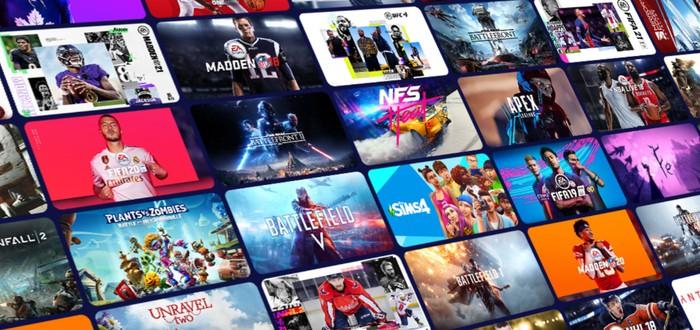 Месяц EA Play доступен на PlayStation за 89 рублей