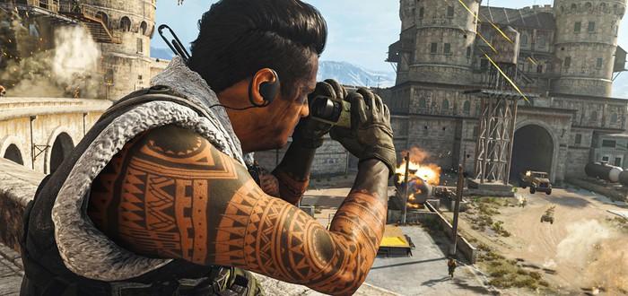 Турнир Call of Duty: Warzone с призовым фондом в $250 тысяч пришлось остановить из-за обвинений в читерстве