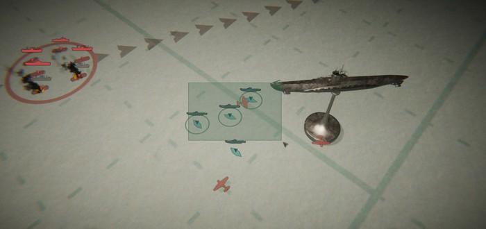 Сражения с союзниками в первом трейлере стратегии Uboat Commander