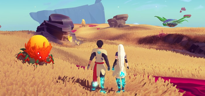 Кооперативная адвенчура Haven выйдет на PS4 и Switch 4 февраля
