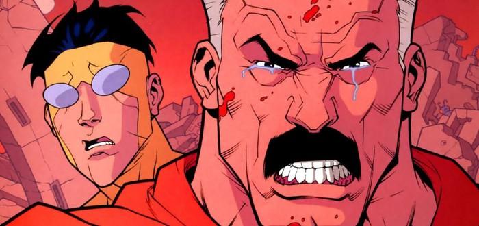 Роберт Киркман: Полноценная экранизация комикса Invincible все еще в разработке