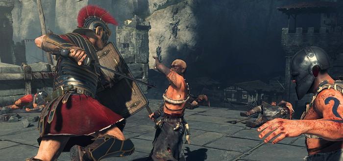 14 минут мультиплеерного геймплея Ryse: Son of Rome