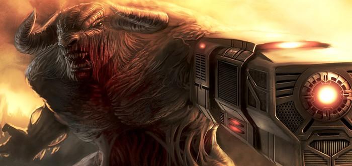 Art: Ностальгия по классике Doom